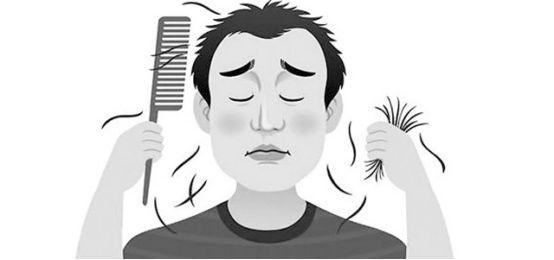 许多人认为脱发的原因是由于高精神压力或不规则的生活计划,他们希望通过自我调节来改善脱发