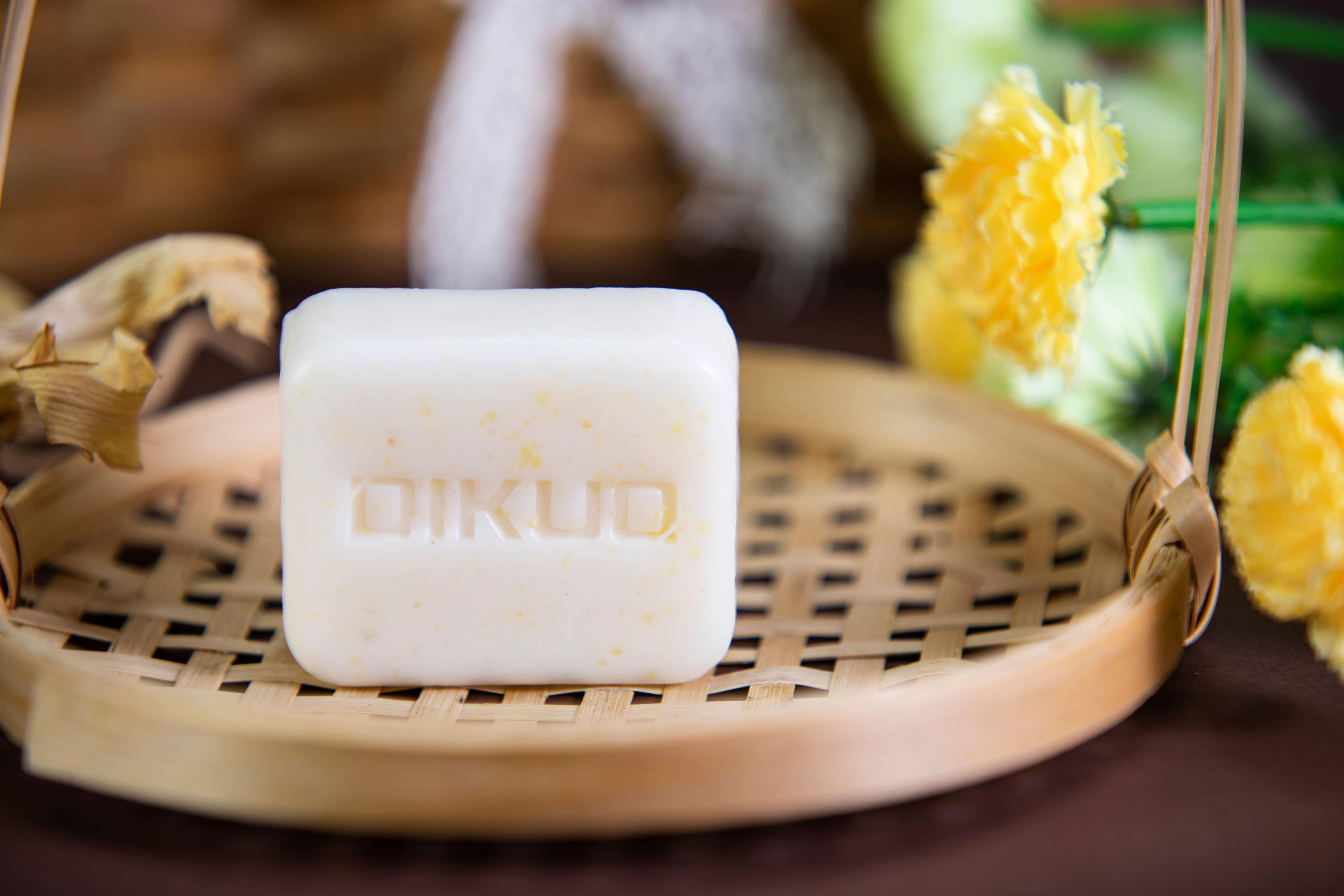 燕窝米香手工皂